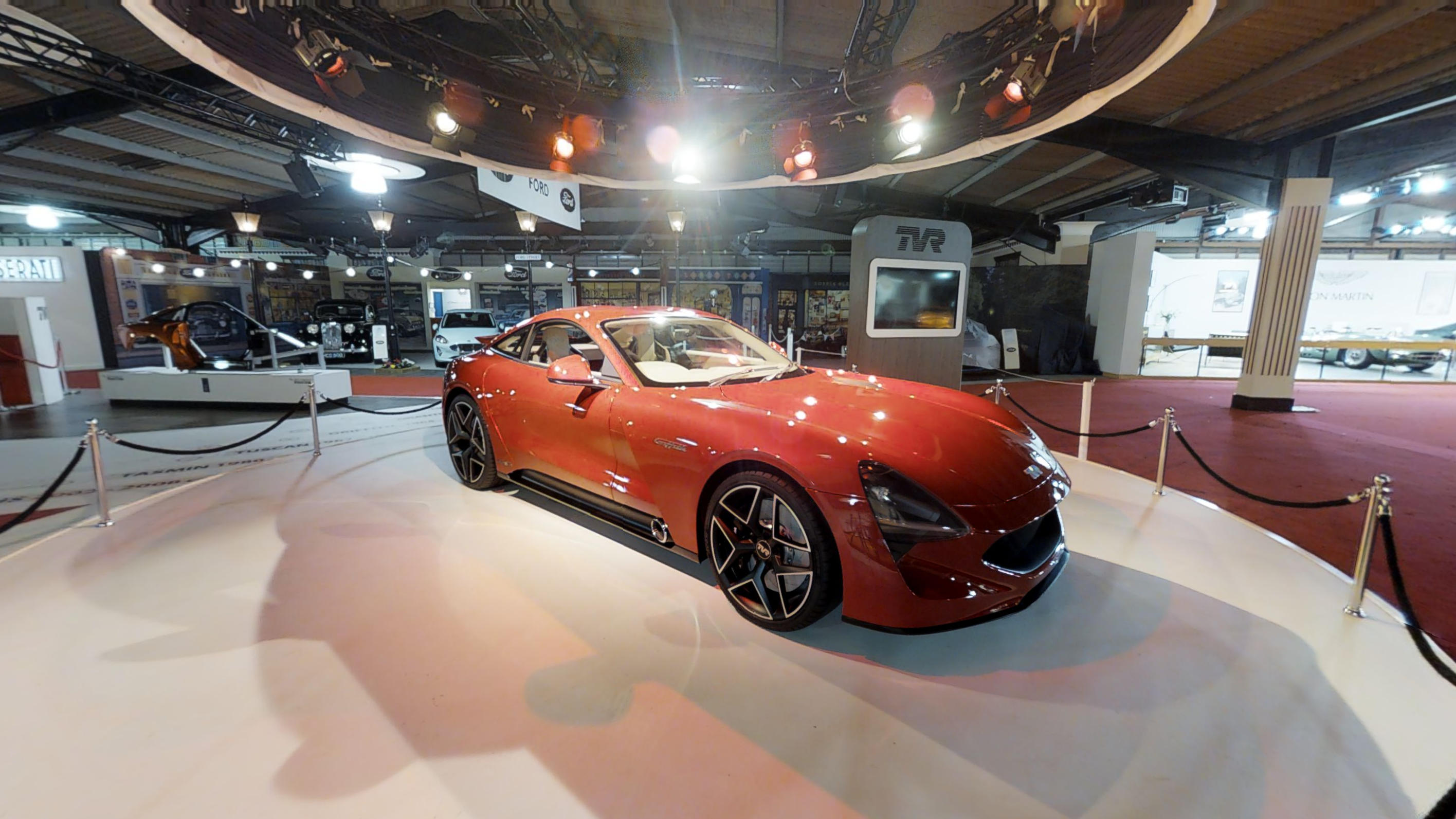 TVR Griffith Tur Virtual